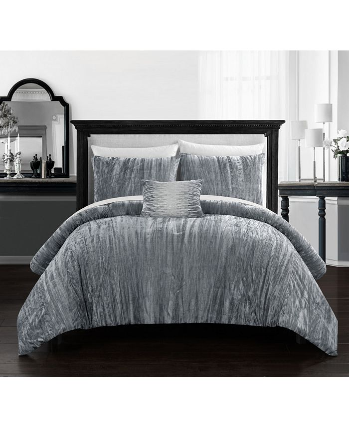 Chic Home - Westmont 4-Pc. Comforter Sets