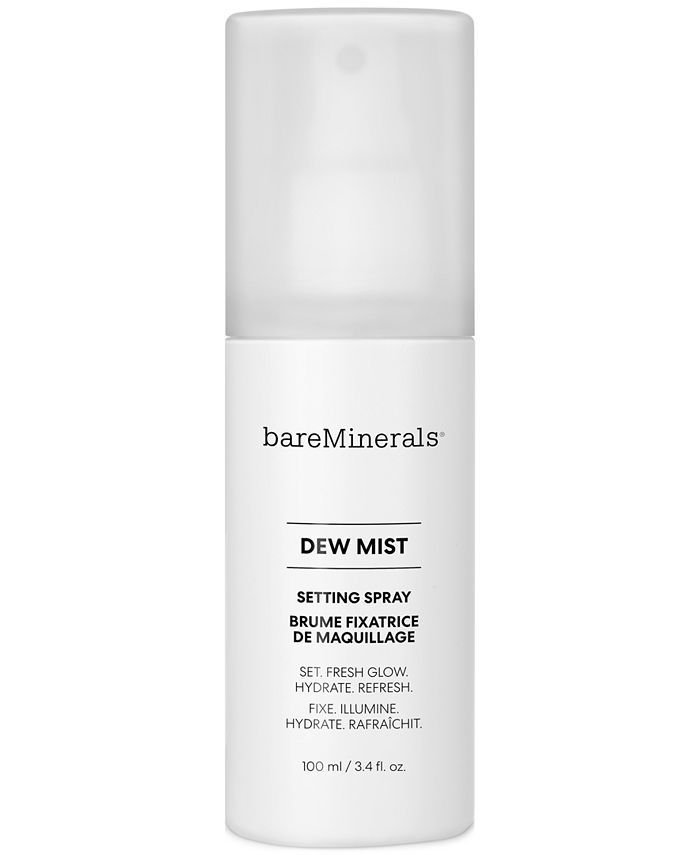 bareMinerals - Dew Mist Setting Spray, 3.4-oz.