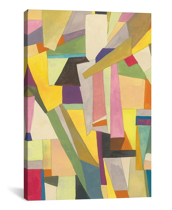 "iCanvas ""Dubai"" By Kim Parker Gallery-Wrapped Canvas Print - 40"" x 26"" x 0.75"""