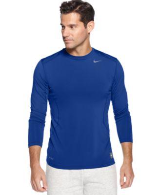 Nike Men's Long-Sleeve Dallas Cowboys Reflective T-Shirt - Sports ...