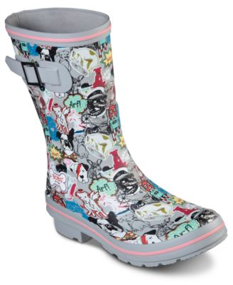 Bobs for Dogs Rain Check Boots