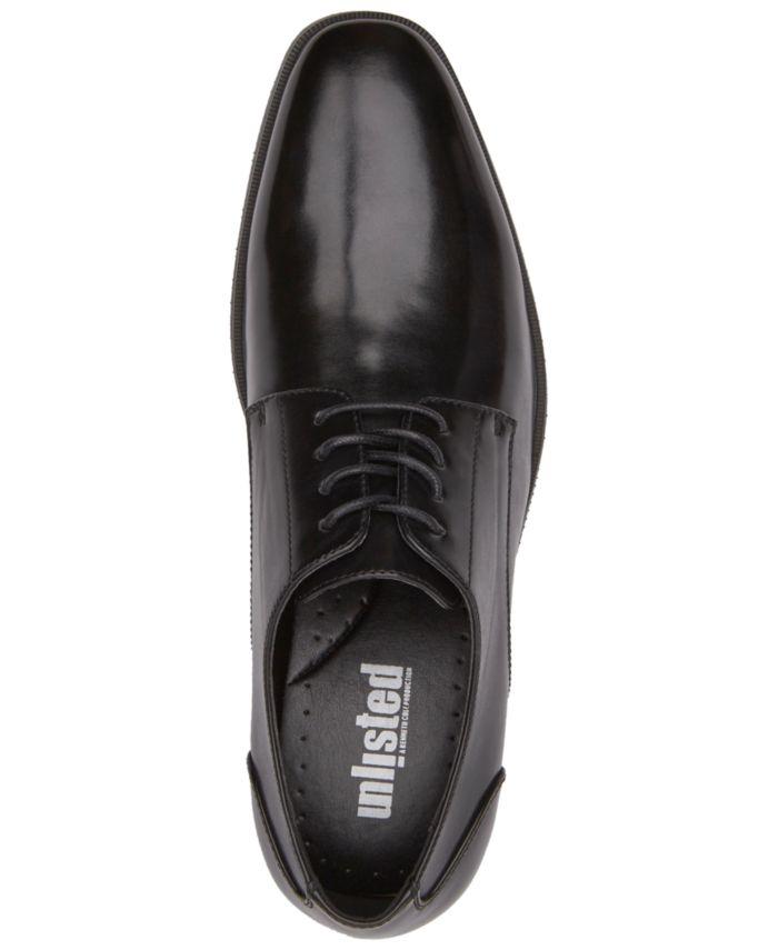 Unlisted Men's Dinner Lace-Ups Shoes  & Reviews - All Men's Shoes - Men - Macy's