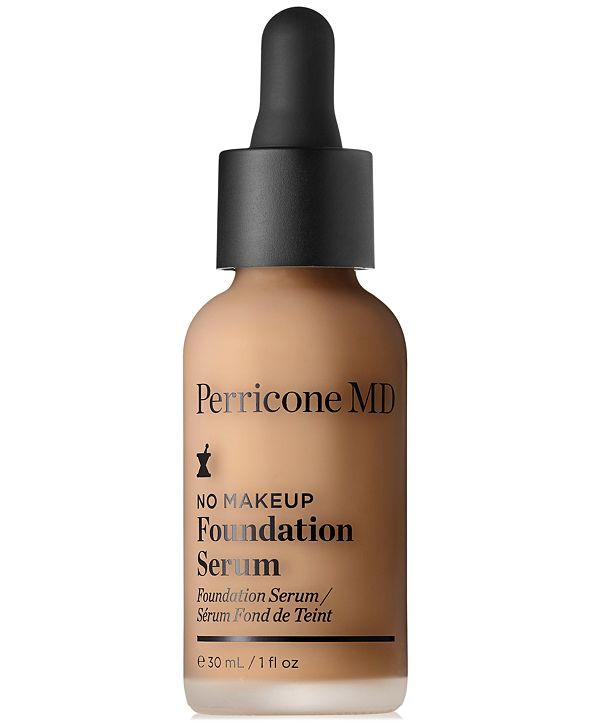 Perricone MD No Makeup Foundation Serum Broad Spectrum SPF 20, 1-oz.
