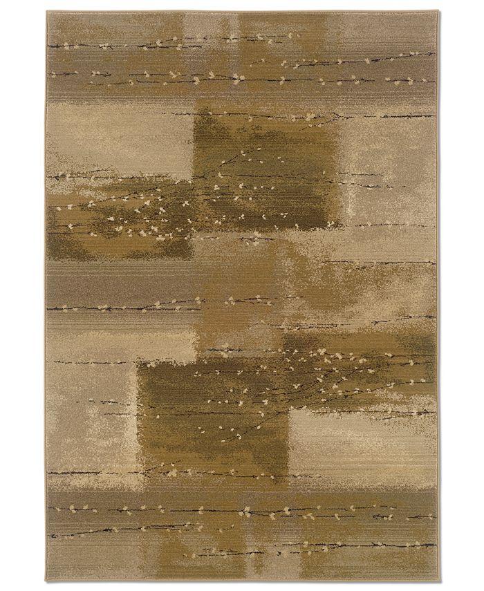 """Oriental Weavers - Area Rug, Genesis 908A Silvan 2'7"""" x 9'1"""" Runner Rug"""