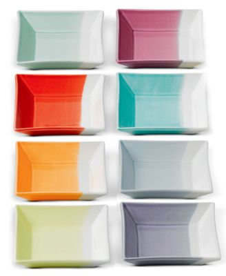 Royal Doulton Dinnerware, Set of 8 1815 Square Trays