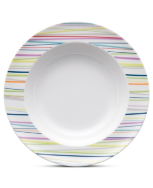 THOMAS by Rosenthal Dinnerware, Sunny Day Stripes Soup Bowl