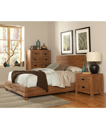 Champagne Bedroom Furniture Collection - Furniture - Macy\'s