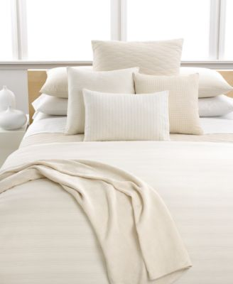 Calvin Klein Home Studio Dash Balsa King Duvet Cover