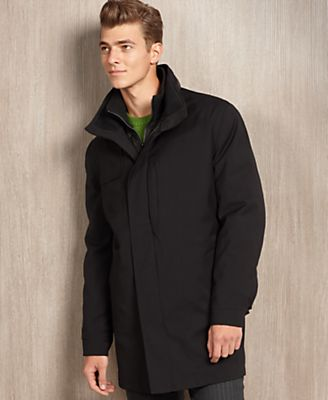 Michael Kors Jacket, Commerce All-Weather 3-in-1 Coat