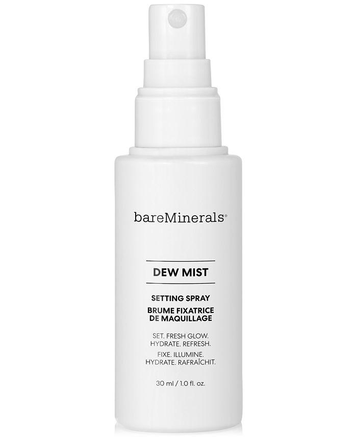 bareMinerals - Mini Dew Mist Setting Spray