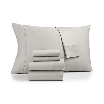 6-Pieces Fairfield Square Collection Sydney Egyptian Blend Queen Sheet Set