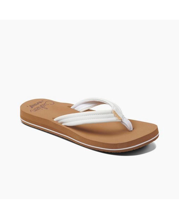 REEF - Cushion Breeze Thong Flip-Flop Flatform Sandals