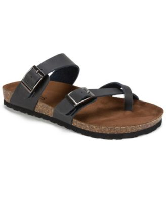 Gracie Footbed Sandals