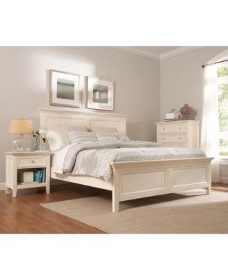 Sanibel Queen Bed - Furniture - Macy\'s