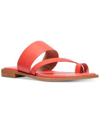 Michael Kors Pratt Flat Sandals