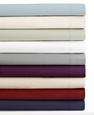 CLOSEOUT! Sealy Bedding, Crown Jewel Best Fit 500 Thread Count Queen Sheet Set