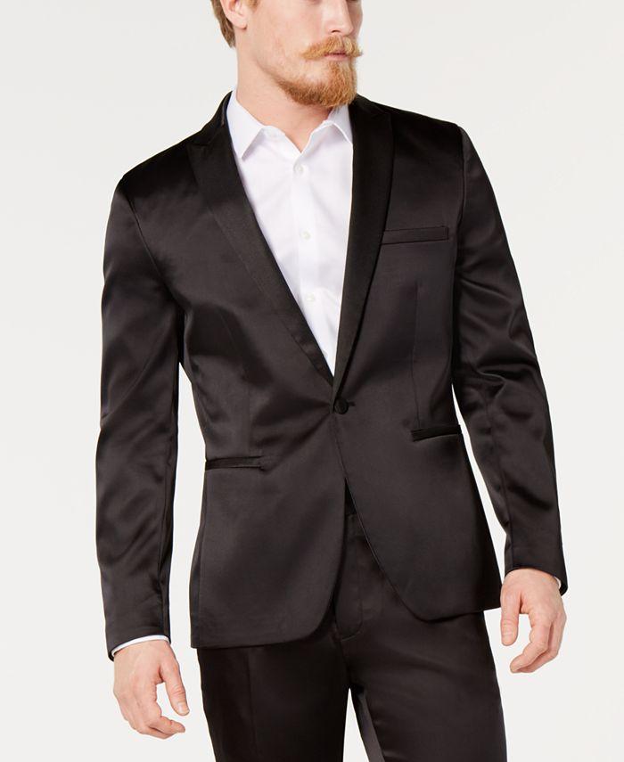 INC International Concepts - Men's Slim-Fit Tuxedo Jacket