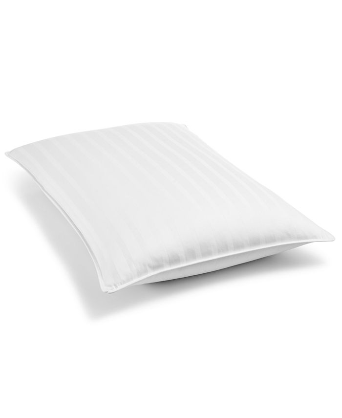 Charter Club 360 Down And Feather Chamber Pillow Created For Macy S Standard Queen Soft Reviews Pillows Bed Bath Macy S