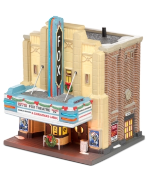 Department 56 Christmas in the City Village The Fox Theatre Collectible Figurine