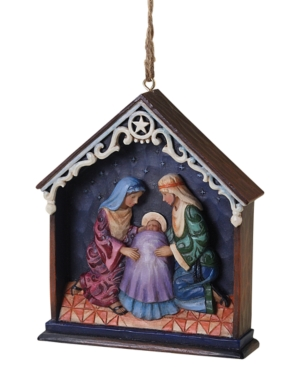 Jim Shore Nativity Scene Ornament