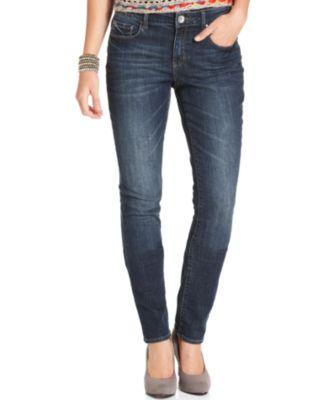 DKNY Jeans Soho Skinny Jeans, Chelsea Wash - Jeans - Women - Macy's