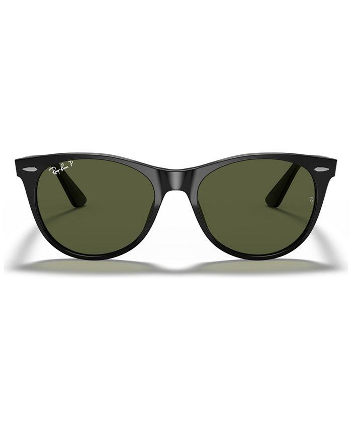 Ray-Ban - Polarized Sunglasses, RB2185 52