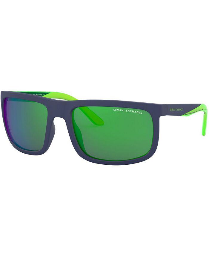 A|X Armani Exchange - Sunglasses, X4084S 60
