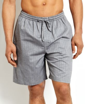 Polo Ralph Lauren Men's Allover Polo Player Woven Pajama Shorts ...