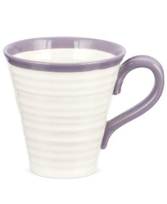 Portmeirion Dinnerware, Sophie Conran Carnivale Mulberry Mug