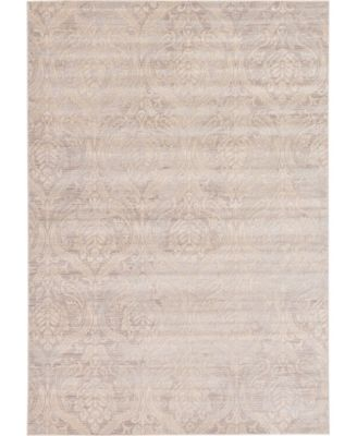 Caan Can5 Taupe 7' x 10' Area Rug