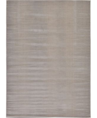 Axbridge Axb3 Gray 7' x 10' Area Rug