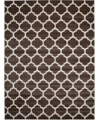 Arbor Arb1 Brown 9' x 12' Area Rug