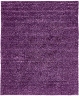 Uno Uno1 Violet 8' x 10' Area Rug