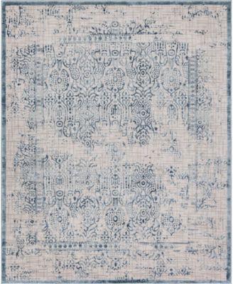 Aitana Ait2 Blue 8' x 10' Area Rug