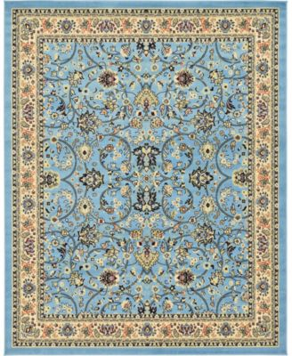 Arnav Arn1 Light Blue 8' x 10' Area Rug