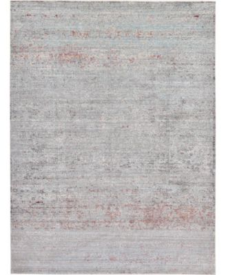 Malin Mal8 Gray 7' x 10' Area Rug