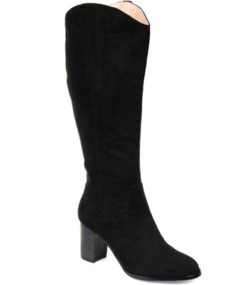 Comfort Extra Wide Calf Parrish Boot