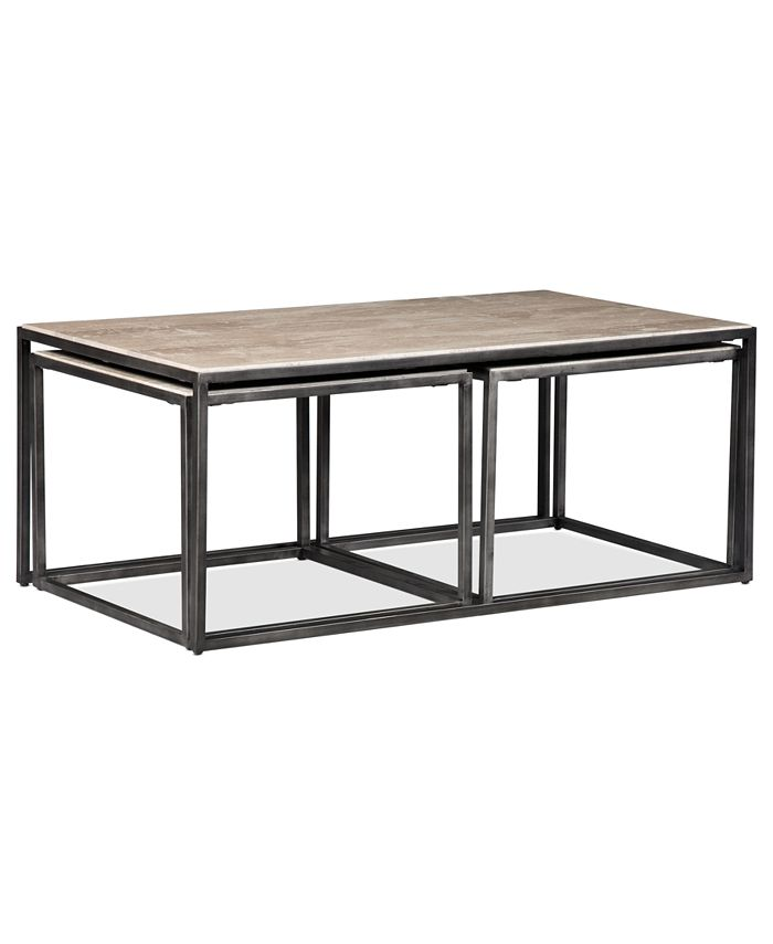 Furniture - Coffee Table, Rectangular Nesting