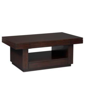 aiken cocktail table - furniture - macy's
