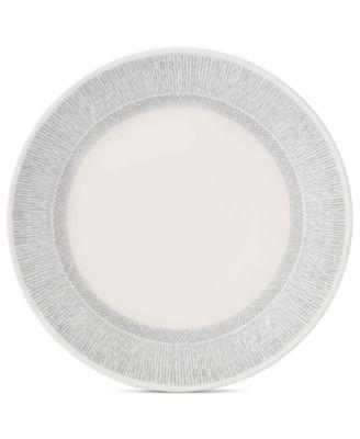 Vera Wang Wedgwood Dinnerware, Simplicity Cream Salad Plate