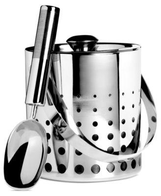 Mikasa Barware, Cheers Ice Bucket & Scoop
