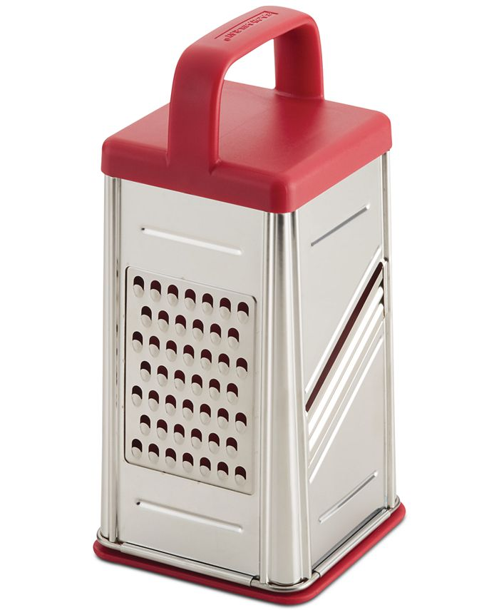 Rachael Ray - Tools & Gadgets Box Grater, Red