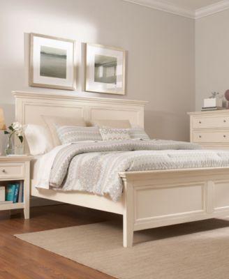 Sanibel 3-Piece Queen Bedroom Set with Bachelors Chest - Furniture ...