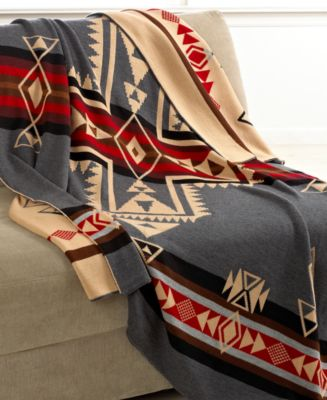 Pendleton Blankets, Cross Roads Wool Throw Bedding