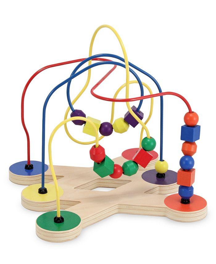 Melissa and Doug - Kids Toys, Bead Maze