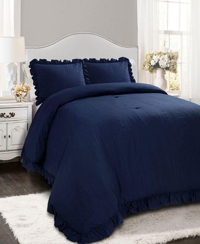 Lush Décor - Reyna 3Pc King Comforter Set