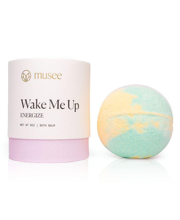 Musee - Wake Me Up Energize Bath Balm, 8-oz.