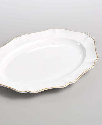 """Baroque 14"""" Platter, Created for Macy's"""