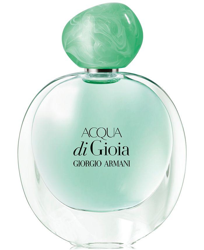 Giorgio Armani - Acqua di Gioia Fragrance Collection for Women