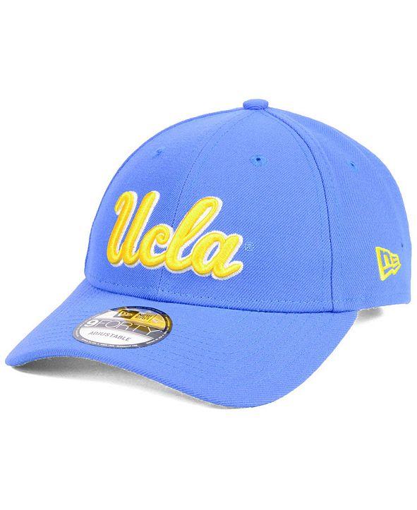 New Era UCLA Bruins League 9FORTY Adjustable Cap